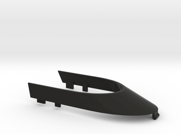 F1 Windshield - scale car 3d printed