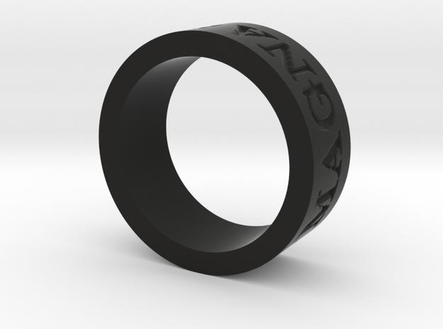 ring -- Fri, 09 Aug 2013 22:29:47 +0200 3d printed