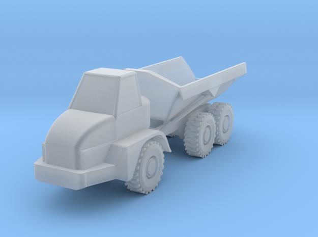 Caterpillar 730 Dump Truck - Zscale in Smooth Fine Detail Plastic