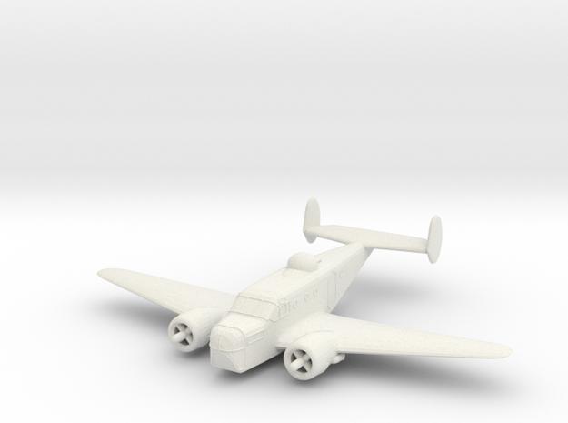 1/200 Beechcraft AT-11 (SNB-1) 'Kansan' 3d printed