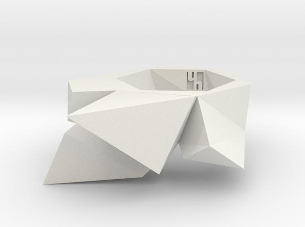 Twist-ring-mutation (small) 3d printed
