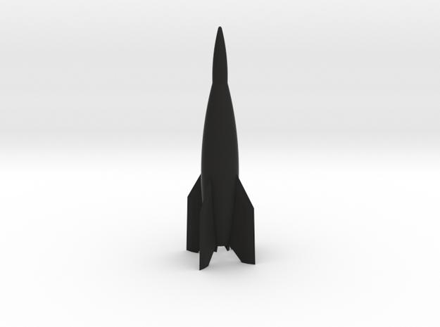 A4 A10 ICBM Scale 1:200 3d printed