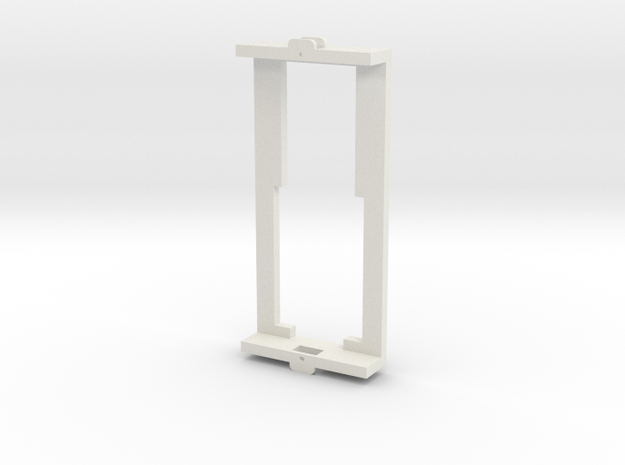 Bachmann frame adapter 3d printed