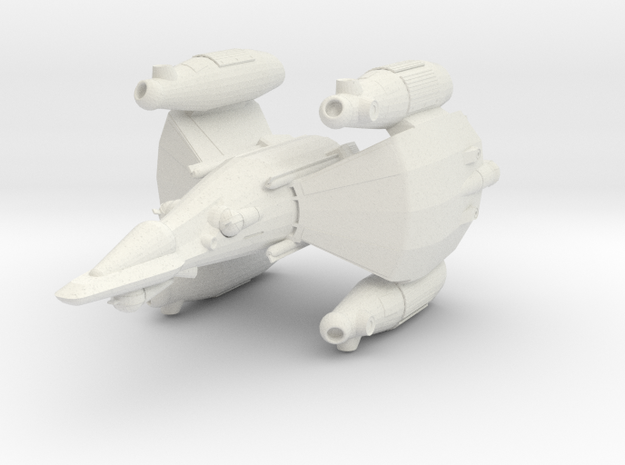 Gunstar - Starfighter 3d printed