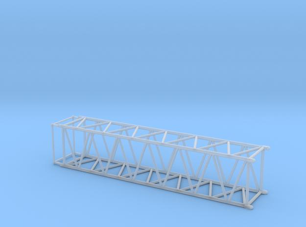 HO/1:87 Crane boom segment long 27.5x32.5 3d printed