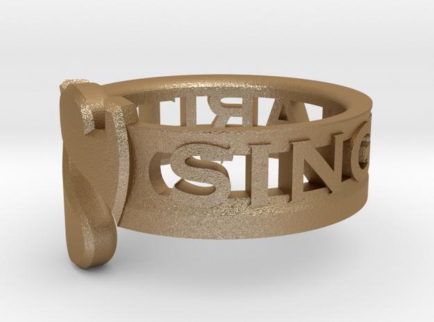 SU2013 Ringsize6 5 3d printed