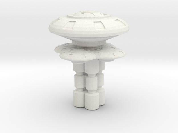 Outpost 1 3d printed