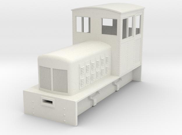 On18 4w diesel Loco 1 3d printed