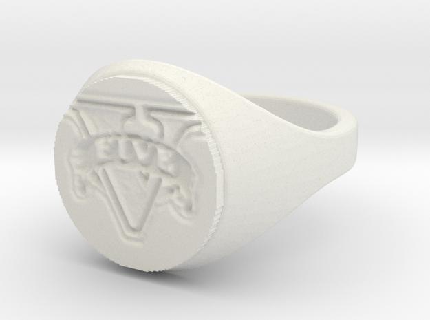 ring -- Sat, 24 Aug 2013 01:31:42 +0200 3d printed