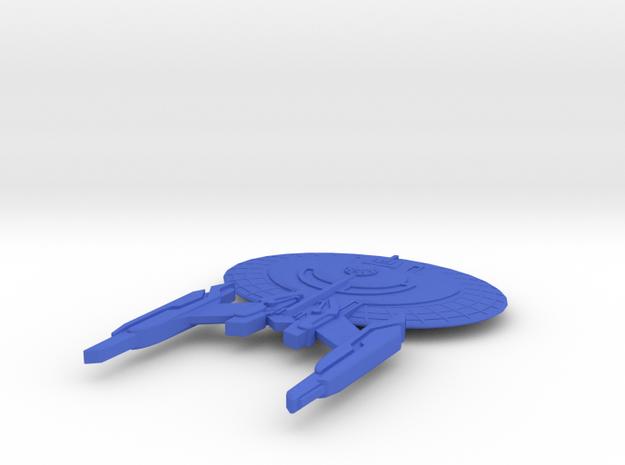 USS Worden 3d printed