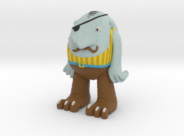 Lobo in Full Color Sandstone