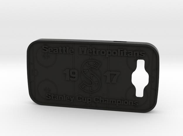 Galaxy S3 Metropolitans Hockey 3d printed