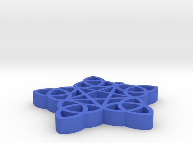 PentaKnot 3d printed