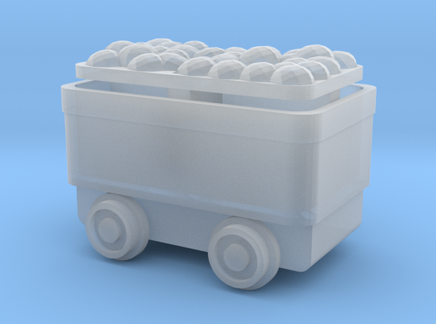 Ore Cart - NN3scale 3d printed