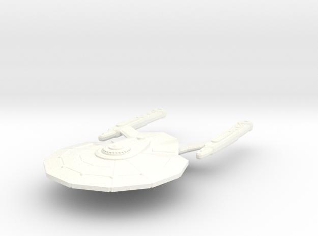 USS Cernan 3d printed