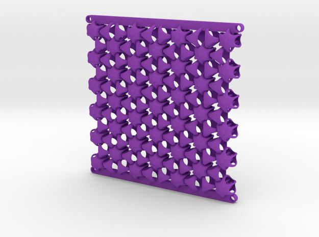 Alumide/WSF Panel 3d printed