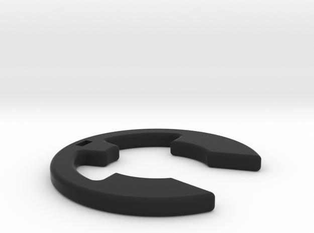 CIRCLIP HOLE 22 MM 3d printed Circlip 22 mm