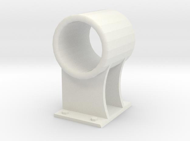 Macchina del tempo - 4 di 6 in White Natural Versatile Plastic