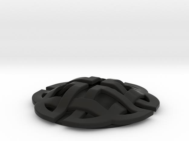 Celtic Knot Medium 3d printed