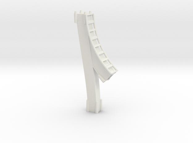 Looping-blau-hinten Seite.stl 3d printed