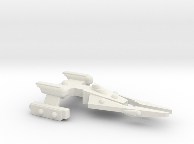 Fralthi-cruiser-fleet 3d printed