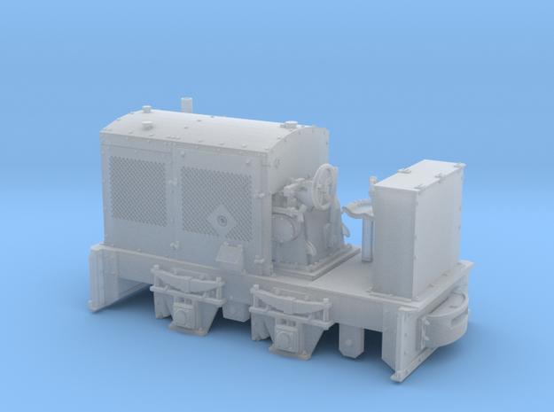 Feldbahn O&K LD2 (Spur 0f) 1:45 3d printed