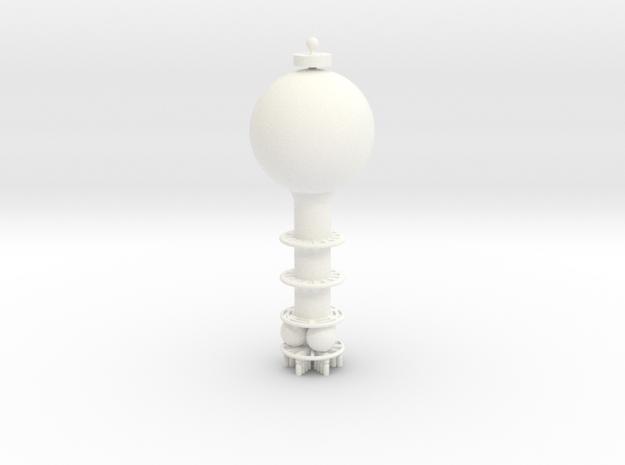 Enzmann Spaceship 3d printed