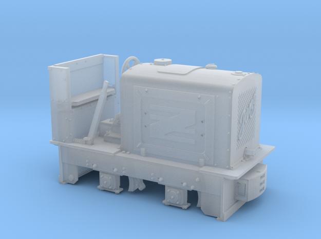 Feldbahn Jung EL105 (Spur 1f) 1:35 3d printed