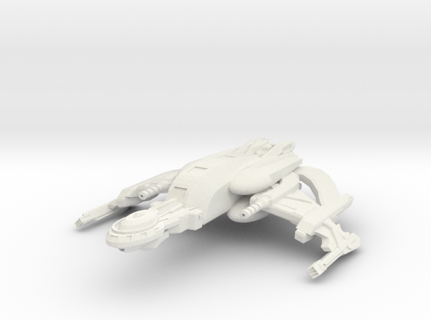 Bortas Class Assault Ship 3d printed