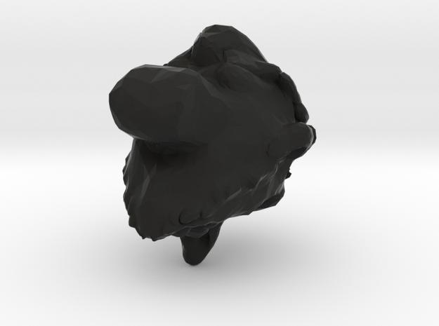 Van Gogh head 3d printed