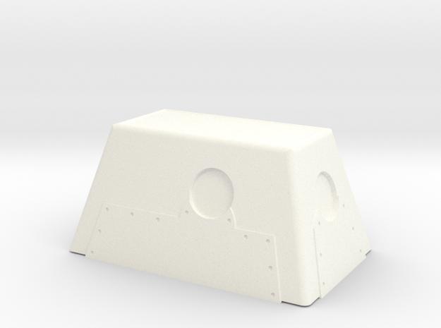 Apollo RCS Housing 1:3 3d printed