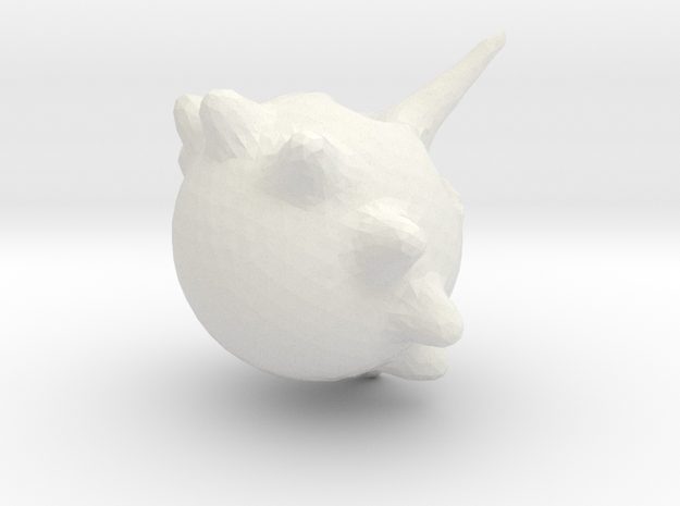 TRIAL SUNNY FACE 3d printed