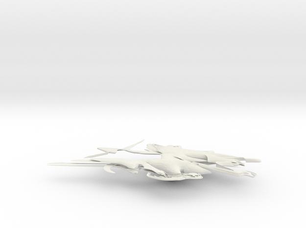 1657 in White Natural Versatile Plastic
