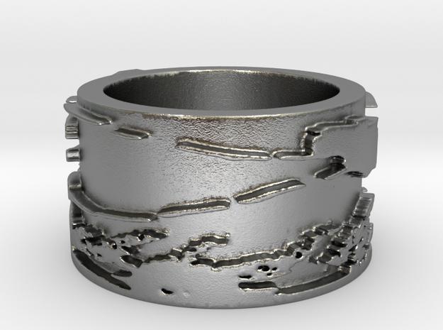 Jamati 555 Ring Size 7 3d printed