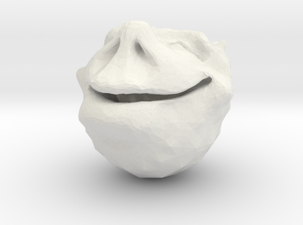 smile from Deszk 3d printed
