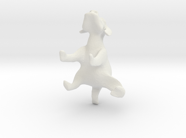 Puppy 3d printed