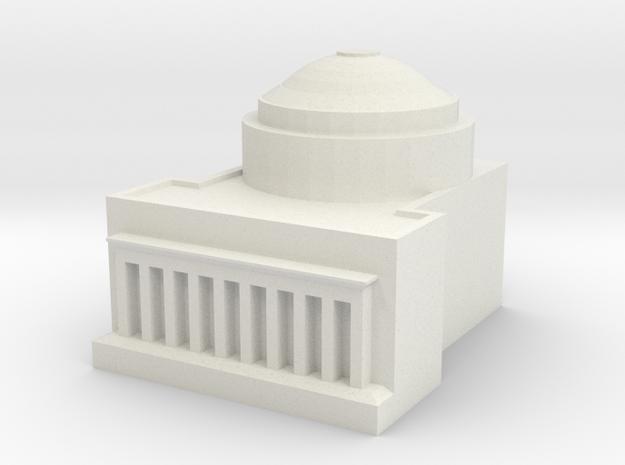 MIT Building 10 3d printed