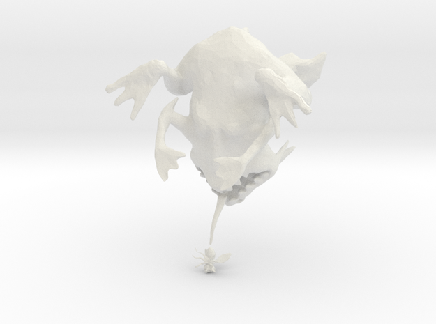 Mutant Frog from Deszk 3d printed