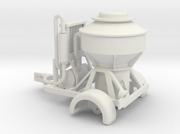 Imbert WGenerator-1to35 in White Natural Versatile Plastic