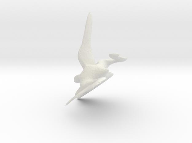 Döszki vagyok nem szögedi XD in White Natural Versatile Plastic