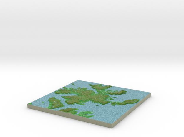 Terrafab generated model Sun Sep 29 2013 00:11:46 3d printed