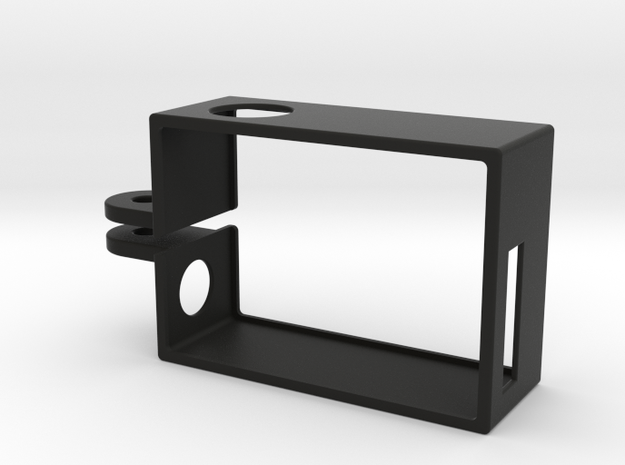 GoPro Hero3 Frame Vertical 3d printed
