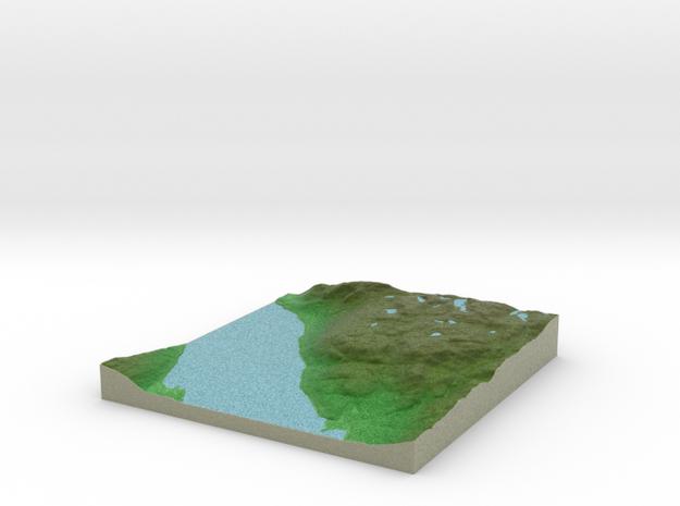 Terrafab generated model Tue Oct 01 2013 15:09:43 3d printed
