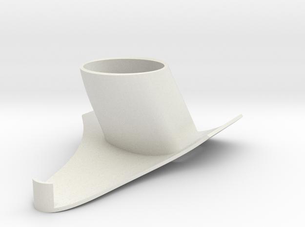 TuitItalia in White Natural Versatile Plastic