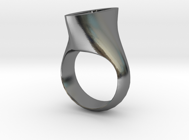 Star ring 3d printed