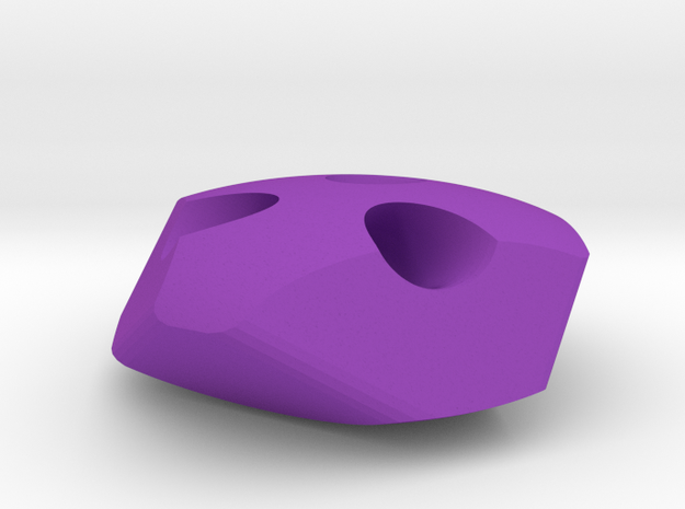 Elipsoid Horn Cube 3d printed