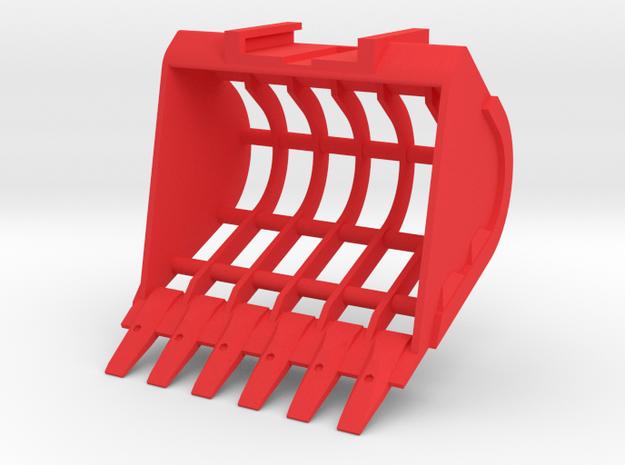 Sieve Bucket LC 3d printed