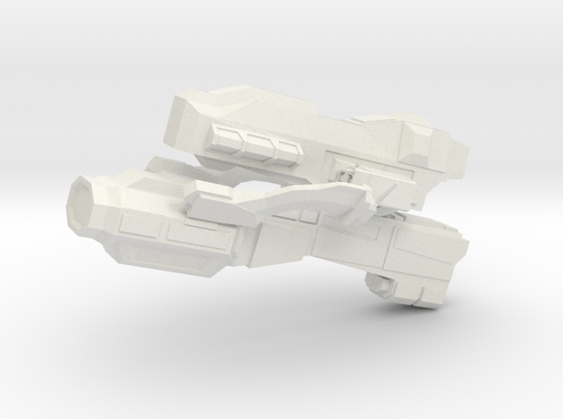 Hypheros Cargo Frighter CS-FTL3 3d printed