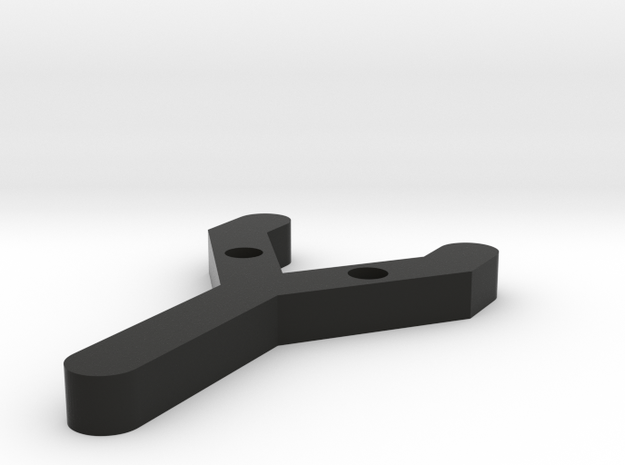 Y OCR A EXTENDED 3d printed