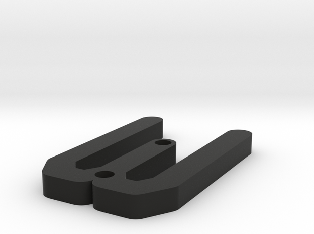 W OCR A EXTENDED 3d printed